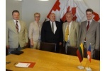The Representatives of Czech Republic visited the Municipality of Panevėžys