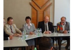 Experience of Panevezys was presented for the representatives of Belarus