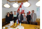 Guests from Partner Cities celebrate the Birthday of Panevėžys