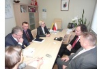 Delegation from partner city Lublin visited Panevėžys