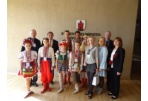 The Guests of Dance and Song Festival visited the Municipality