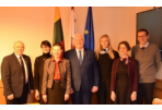 The Ambassador of the Kingdom of Sweden in Lithuania visited Panevėžys