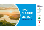 Panevėžys joins the Initiative RIVER CLEANUP
