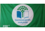 Green Flags to Educational Institutions of Panevėžys