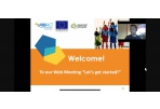 The Activities of the International Project SPACE4PEOPLE have been Re-started