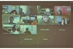 International Online Meeting of the Partners of the Project SPACE4PEOPLE